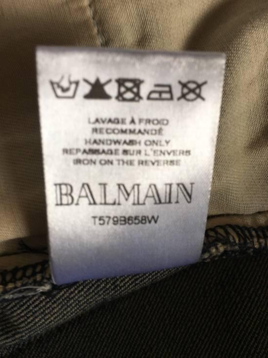 Balmain RARE AW11 Decarnin Balmain Distressed Jeans Size 28 29 30 Size US 28 / EU 44 - 14