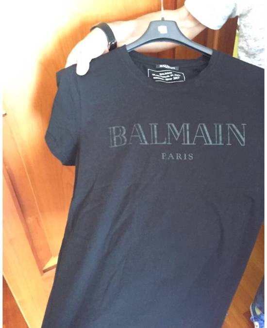 Balmain NEW BALMAIN T-SHIRT Size US M / EU 48-50 / 2 - 1