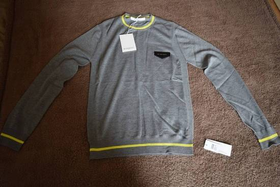Givenchy Givenchy Authentic $650 Neon Stripe Wool Sweater Size XS Cuban Fit Brand New Size US XS / EU 42 / 0