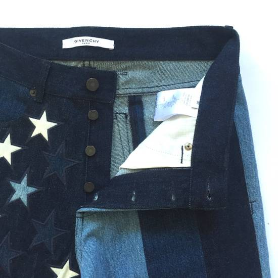 Givenchy $1.3k Stars & Stripes Denim Jeans NWT Size US 32 / EU 48 - 3