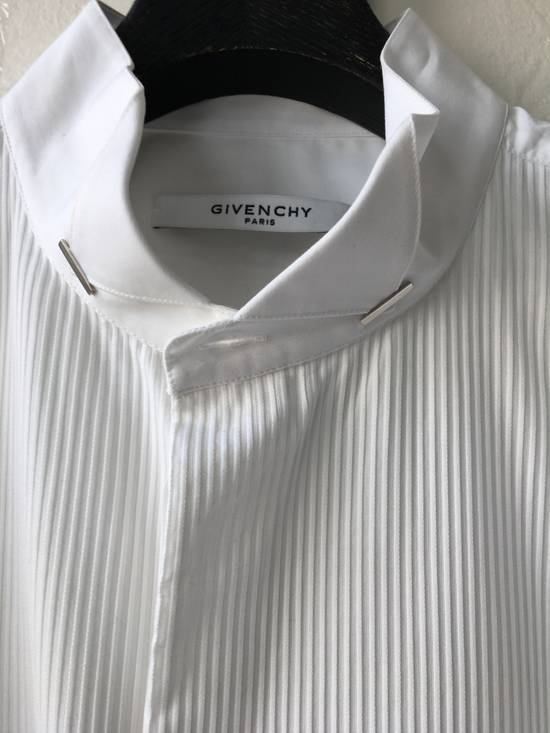 Givenchy White Formal Shirt Size US L / EU 52-54 / 3 - 2