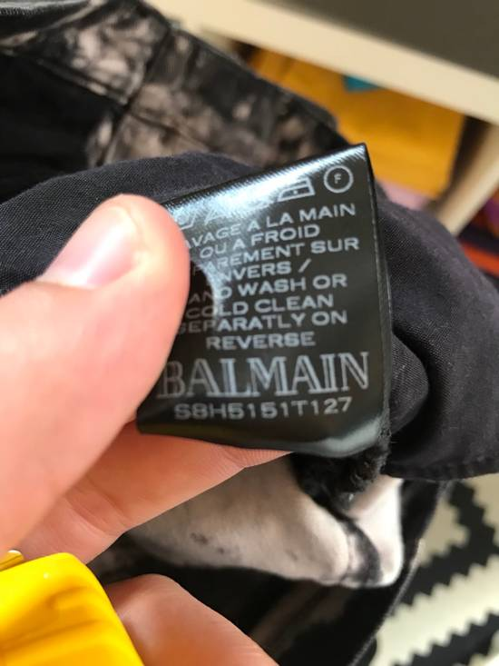 Balmain SS18 Shorts Size US 32 / EU 48 - 6