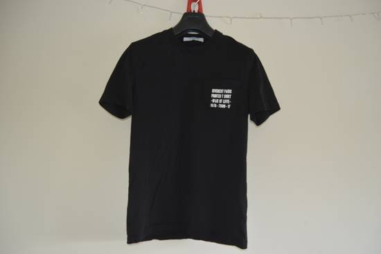"Givenchy ""War of Love"" Pocket T-shirt Size US S / EU 44-46 / 1"