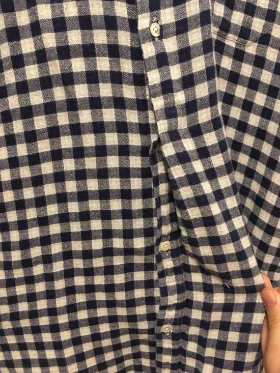 Balmain AW11 Blue Gingham Shirt Size US S / EU 44-46 / 1 - 3