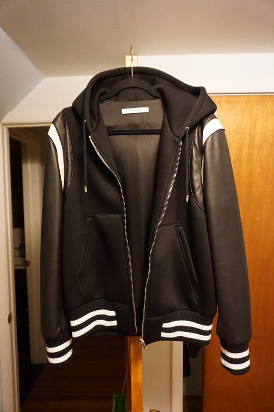 Givenchy NEW GIVENCHY Leather Jacket $3420 Retail Size US M / EU 48-50 / 2 - 1