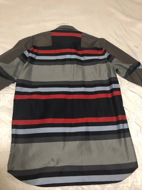 Givenchy Stripe Graphi Shirt Size US L / EU 52-54 / 3 - 4