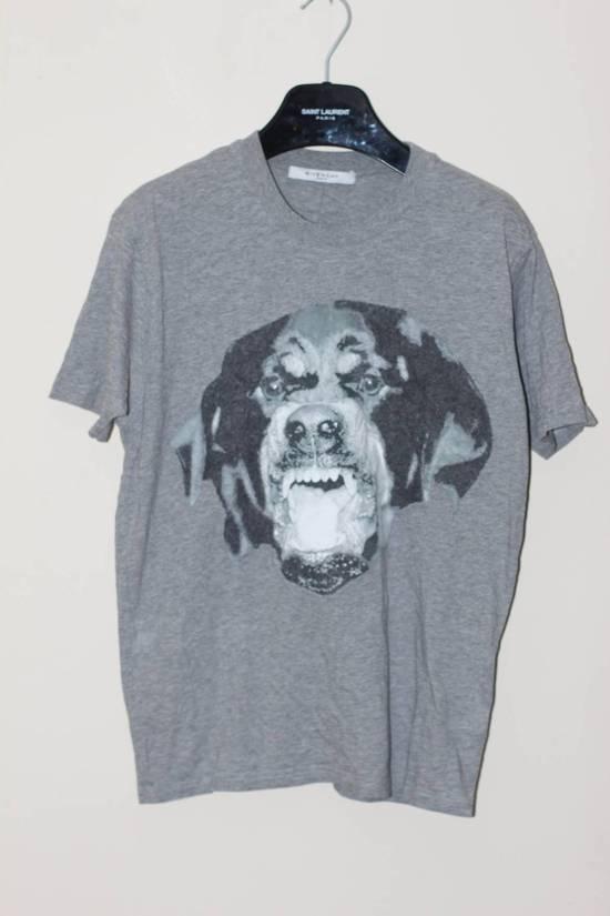 Givenchy Rottweiler Felt Print T-shirt Size US XS / EU 42 / 0