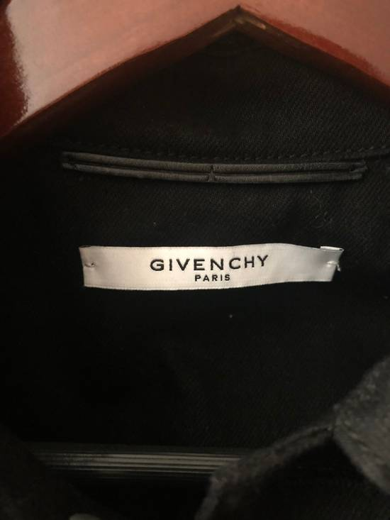 Givenchy SS16 Christ Print Denim Jacket Size US S / EU 44-46 / 1 - 7