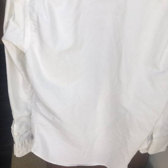 Thom Browne White Shirt Size 2 Size US M / EU 48-50 / 2 - 18