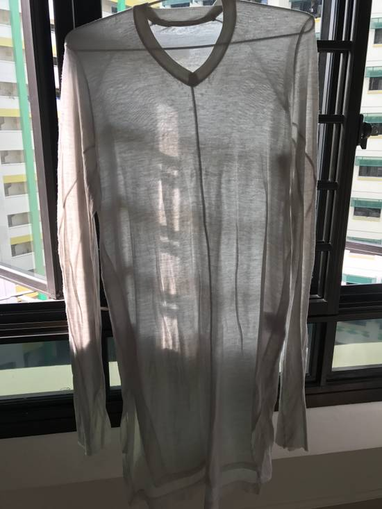 Julius AW14 long tee with slit at side Size US M / EU 48-50 / 2