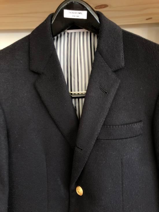 Thom Browne Thom Browne Cashmere navyblue blazer Size 34R - 7