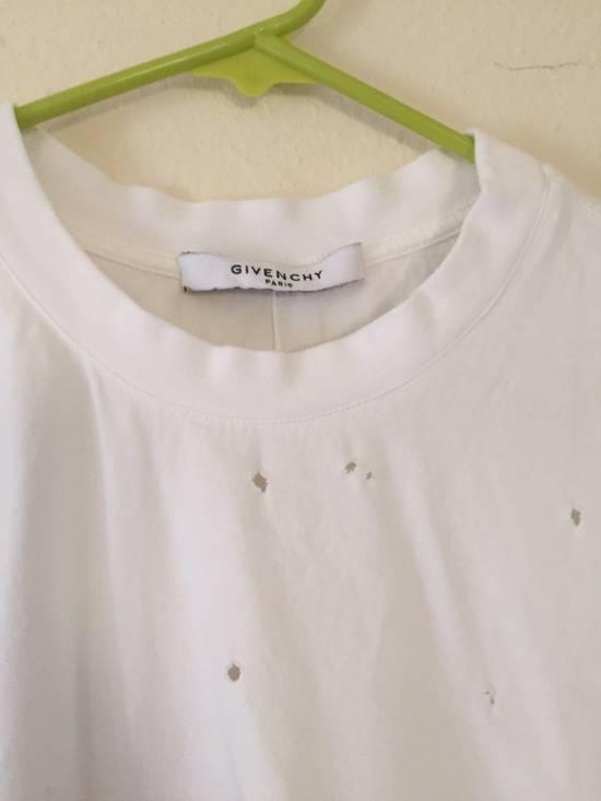 Givenchy Givenchy Destroyed Shirt Size US M / EU 48-50 / 2 - 3