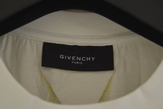 Givenchy White Birds of Paradise T-shirt Size US L / EU 52-54 / 3 - 9