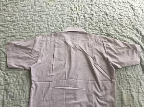 Balmain Vintage PIERRE BALMAIN Paris Plaids & Checks Striped Casual Workwear Shirt Tee Size US L / EU 52-54 / 3 - 8