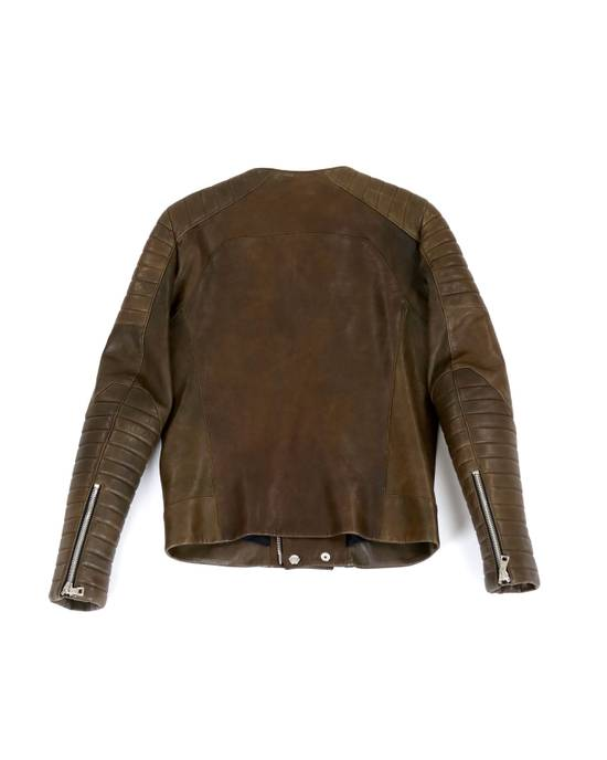 Balmain F/W 12 Leather Jacket Size US M / EU 48-50 / 2 - 3