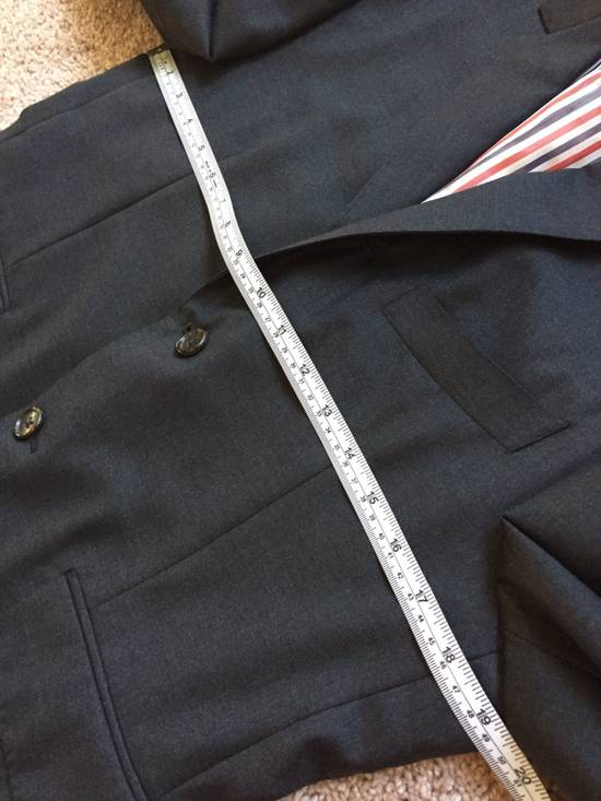 Thom Browne Thom Browne SS17 Classic Gray Suit-Jacket - TB 2 Size US M / EU 48-50 / 2 - 7