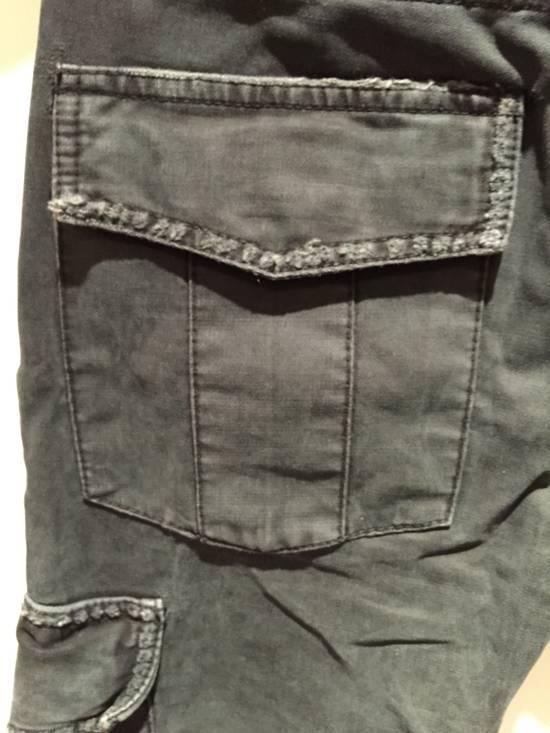 Balmain Military Biker Jeans Size US 30 / EU 46 - 9