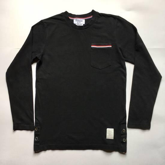 Thom Browne Thom Browne Pocket Tshirt Casual Size US M / EU 48-50 / 2