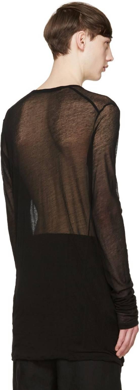 Julius SS16 sheer cotton long sleeve Size US S / EU 44-46 / 1 - 2