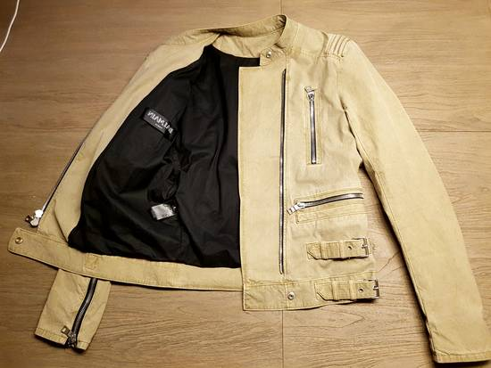 Balmain Ripstop Biker Jacket Size US S / EU 44-46 / 1 - 3