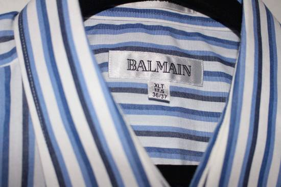 Balmain button up striped shirt Size US XL / EU 56 / 4 - 3