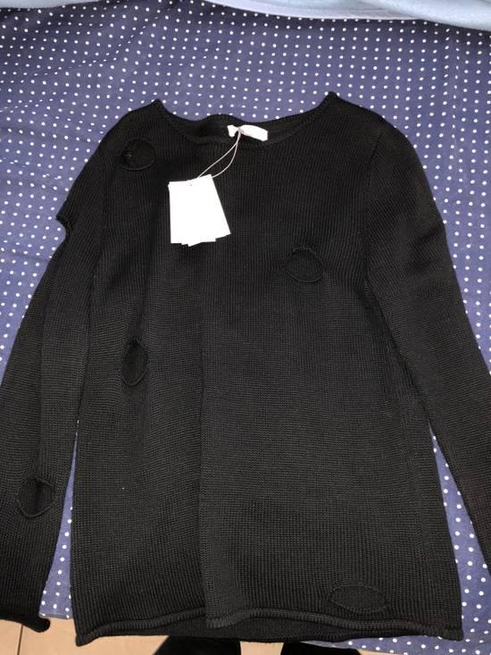 Balmain Pierre Balmain Distressed Sweater Size US M / EU 48-50 / 2