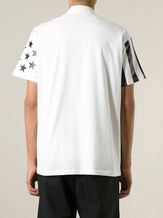 Givenchy Givenchy Stars and Stripes Rottweiler Shark Oversized T-shirt size S (L / XL) Size US S / EU 44-46 / 1 - 3