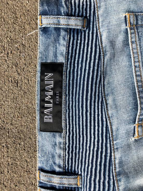 Balmain Balmain Denim Light Indigo Basically Brand New ! Size US 34 / EU 50 - 10