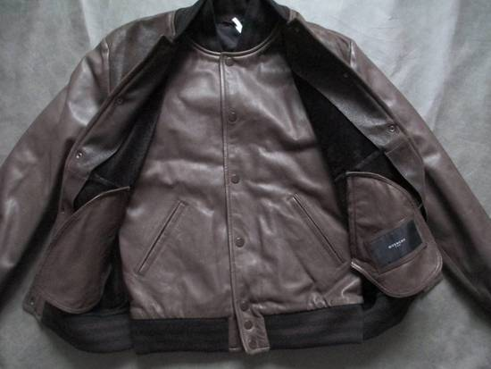 Givenchy Final Price! NEW! AW11 double layer mouton shearling bomber Size US M / EU 48-50 / 2 - 10