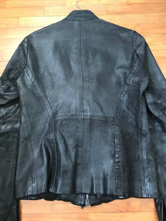 Julius SS12 Edge leather jacket Size US S / EU 44-46 / 1 - 7