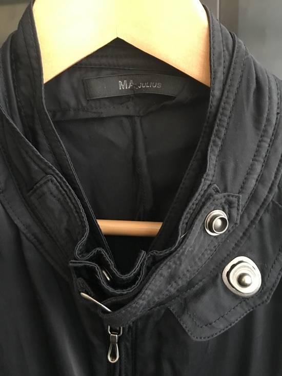 Julius Julius MA Nylon Moto Rider Jacket Size US L / EU 52-54 / 3 - 2