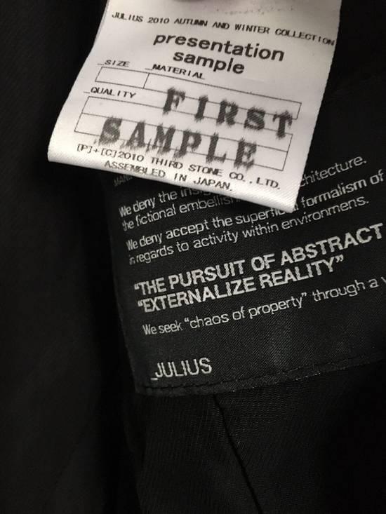 Julius aw10/11 gothik oiled ram moto Size US S / EU 44-46 / 1 - 7
