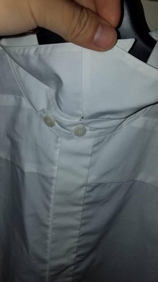 Julius Size 3 Formal Dress Shirt 2016 Pre Fall White Size US L / EU 52-54 / 3 - 4