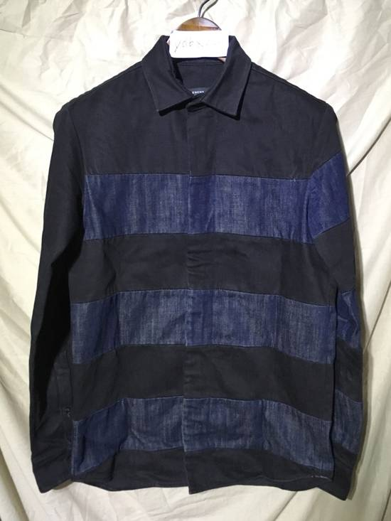 Givenchy FW12 STRIPE DENIM SHIRT Size US XS / EU 42 / 0