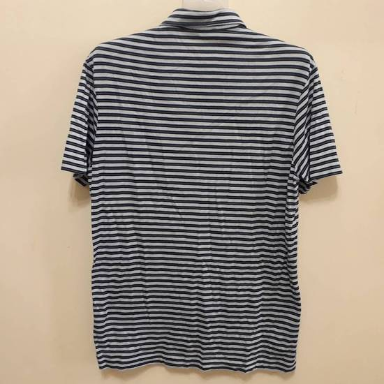 Givenchy Givenchy Paris Polo Shirt Striped Single Pocket Stretchable Fabric Luxury Top Designer Made in Italy Size US M / EU 48-50 / 2 - 2