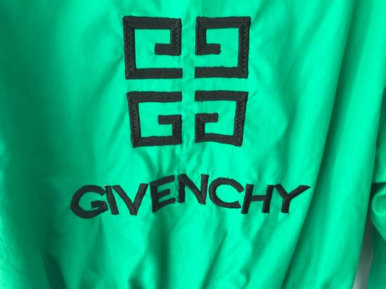 Givenchy Vintage light jacket Givenchy Play GGGG Big logo emroidery made by 1998 Authentic Not Versace , Gucci , Louis Vuitton , Off white , Supreme , Maison Margiela Size US M / EU 48-50 / 2 - 2