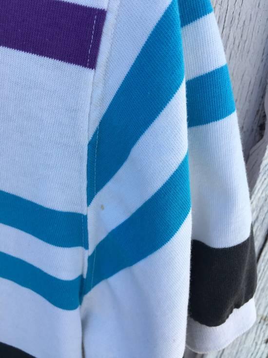 Givenchy Vintage Givenchy Active Striped Polo Shirt Size US XL / EU 56 / 4 - 4