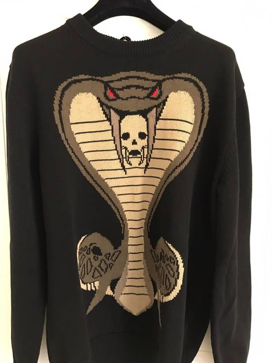 Givenchy Givenchy Cobra Sweater Size US XL / EU 56 / 4 - 2