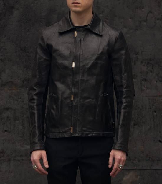 Carol Christian Poell scar stitch leather jacket Size US M / EU 48-50 / 2