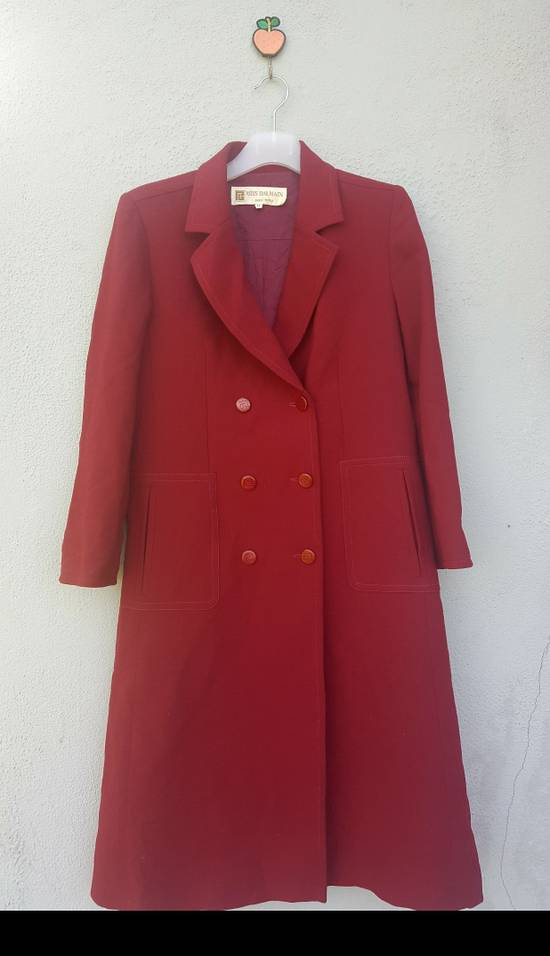 Balmain Miss Balmain Long Coat Size US S / EU 44-46 / 1