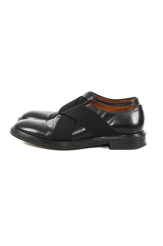 Givenchy Givenchy Black Leather Oxford Shoes Size US 8 / EU 41 - 2