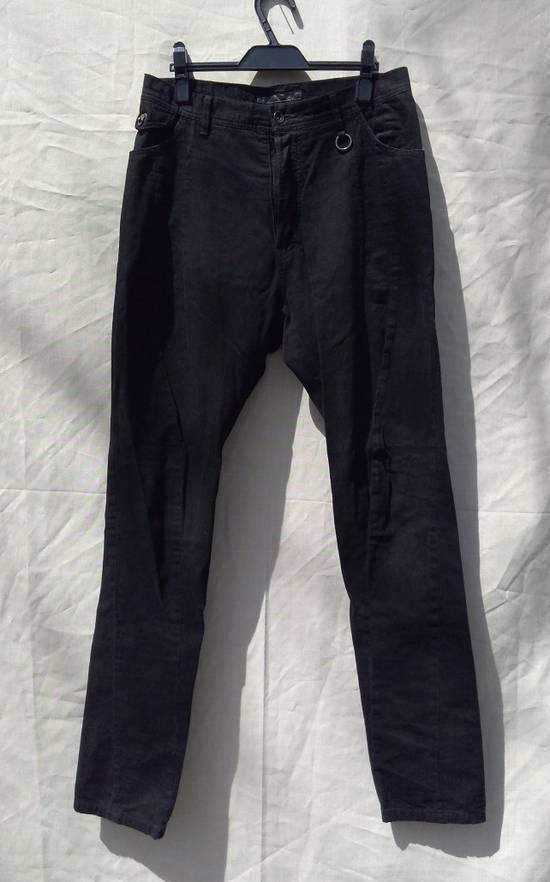 Julius Black Anti-fit Denim Jeans f/w12 Size US 30 / EU 46