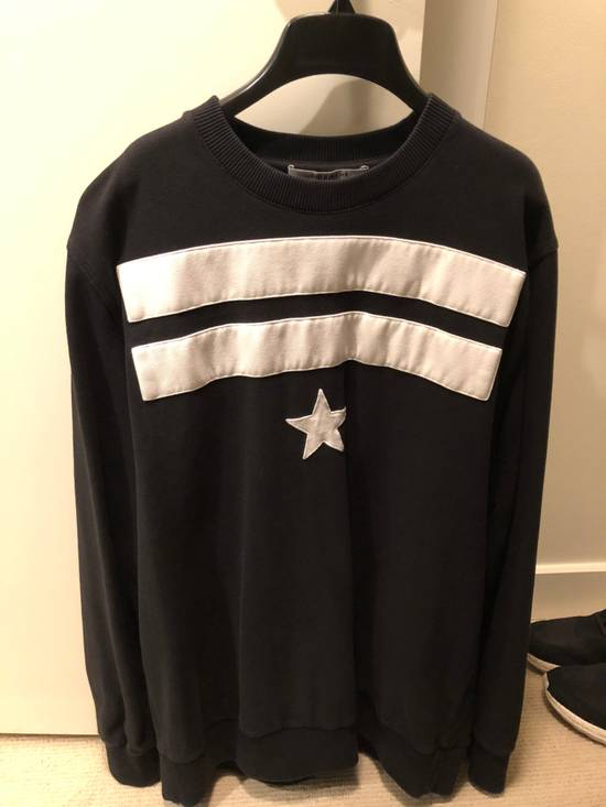 Givenchy Stars and Stripes Sweatshirt Size US XS / EU 42 / 0