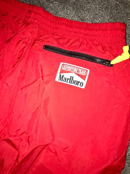 Marlboro Adventure Team Vintage Marlboro Adventure Team Tracksuit Windbreaker And Sweats Size US 31 - 4