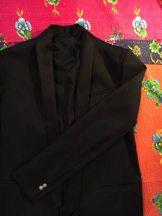 Balmain Black Dinner Jacket Size 52R