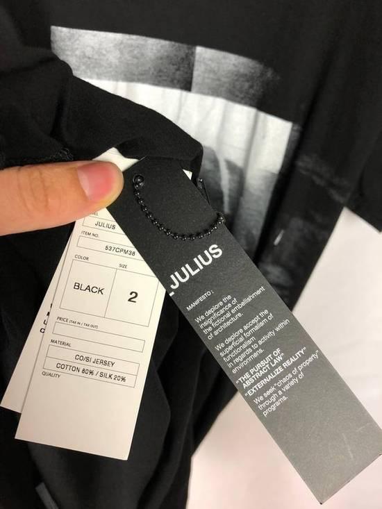 Julius Final Price! New! SS16 T-shirts Size US M / EU 48-50 / 2 - 5