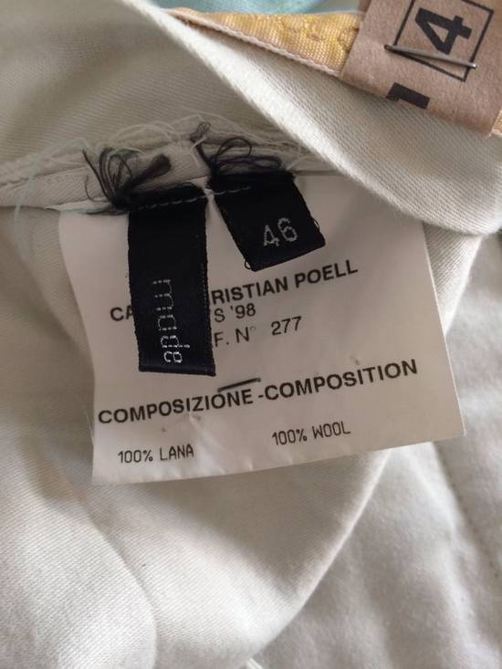 Carol Christian Poell Unique CCP trousers Size US 30 / EU 46 - 10