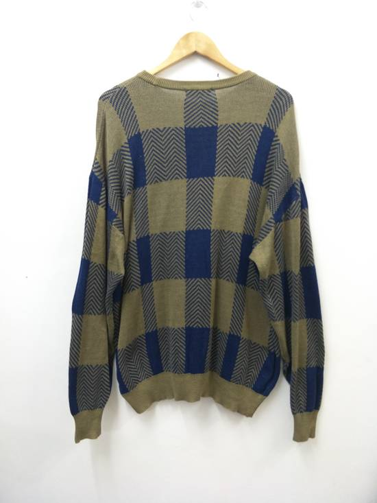 Balmain Pierre Balmain Paris Knitwear Spellout Vintage Size US L / EU 52-54 / 3 - 1