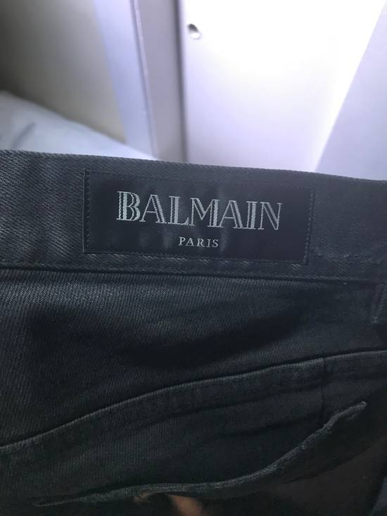 Balmain Distressed Denim Size US 31 - 12