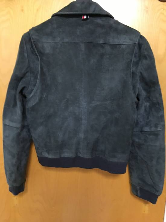 Thom Browne Suede military bomber jacket Size US S / EU 44-46 / 1 - 1